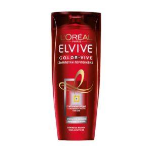 L'Oréal Elvive Σαμπουάν για Βαμμένα Μαλλιά ή με Ανταύγειες 400 ml (€4.45)