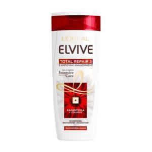 L'Oréal Elvive Shampoo for Damaged Hair 400 ml (€4.45)