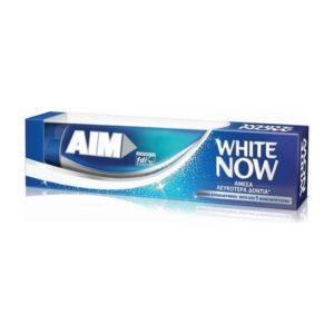 Aim White Now Οδοντόκρεμα 75 ml (€3.99)